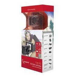 KAMERA sportowa Full HD z wodoszczelną obudową i akcesoriami GEMBIRD - sprawdź w wybranym sklepie