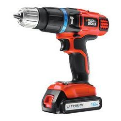 Black&Decker EGBL188K [moment obrotowy: 38 Nm]