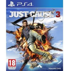 Just Cause 3, gra PlayStation4
