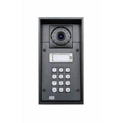 2N Helios IP Force Domofon jednoprzyciskowy, klawiatura, kamera (8595159504568)