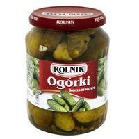 Ogórki konserwowe 720 ml Rolnik (5900919000267)