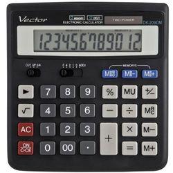 Kalkulator 12 pozycyjny DK-209DM - Super Ceny - Rabaty - Autoryzowana dystrybucja - Szybka dostawa - Hurt (2204329496092)