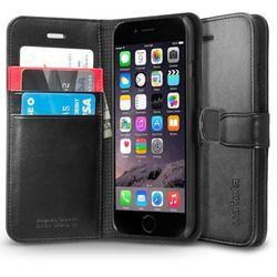 Etui SPIGEN SGP10972 do iPhone 6 (4.7) Czarny - sprawdź w wybranym sklepie
