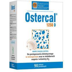 Ostercal 1250 D tabl. x 90 (Witaminyi minerały)