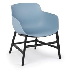 Krzesło konferencyjne bari, niebieskie marki B2b partner