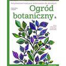Ogród botaniczny. antystresowe kreatywne kolorowanie dla dorosłych marki Amber