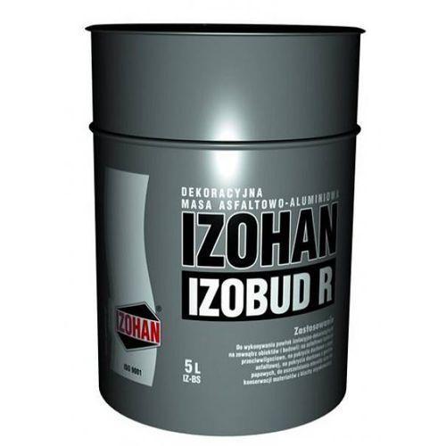 IZOBUD R - asfaltowo-aluminiowa masa izolacyjno-dekoracyjna, op.5l - sprawdź w 7i9.pl Wszystko  Dla Domu