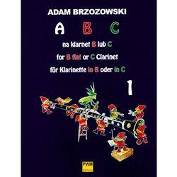 ABC na klarnet B lub C (ISBN 9788322409459)