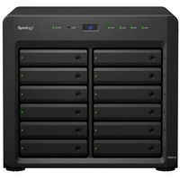 SYNOLOGY DISKSTATION 12-BAY (DISKLESS) NETWORK ATTACHED STORAGE (NAS) DS2415+