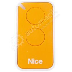 Pilot NICE INTI 2-kanałowy żółty (kodowanie FLOR), kup u jednego z partnerów