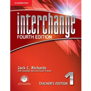 Interchange 4th Edn Lvl 1:: T's. Edn. W Assessment A - Cd / Cd - Rom, Cambridge University Press