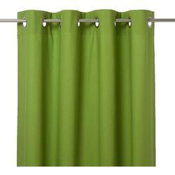 Zasłona hiva 140 x 260 cm zielona marki Goodhome