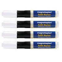 Markery Whiteboard/Flipchart cartridge czar 4szt