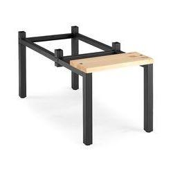 Aj produkty Nóżki z ławeczką do szafek osobistych, szerokość: 300mm