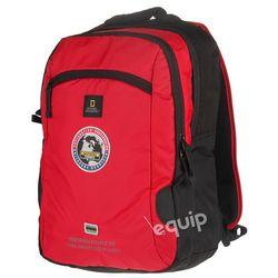 Plecak miejski National Geographic Explorer - czerwony ()