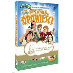 Niezwykłe Opowieści 5 x DVD album. Zestaw komunijny (film)