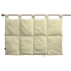 Dekoria  wezgłowie na szelkach, cream (kremowy), 90 x 67 cm, cotton panama