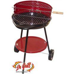 Grill Okrągły na kołach 45,7cm H-62cm Dr.Grill 11780 - produkt z kategorii- grille