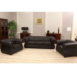 Sofa 3-osobowa CHESTER LUX