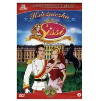 Bajka DVD Księżniczka Sissi 2