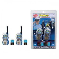 Walkie Talkie Policja zasięg 80m - produkt z kategorii- Radiotelefony i krótkofalówki