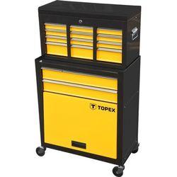 Szafka narzędziowa TOPEX z półką nadstawną 79R500