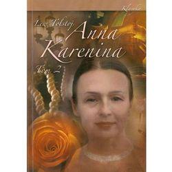 ANNA KARENINA TOM 2 (Finna Oficyna Wydawnicza)