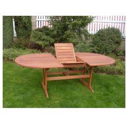 Stół składany ogrodowy EDINBURG FSC