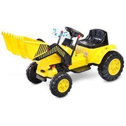 Caretero Toyz Bulldozer pojazd na akumulator żółty - produkt z kategorii- pojazdy elektryczne