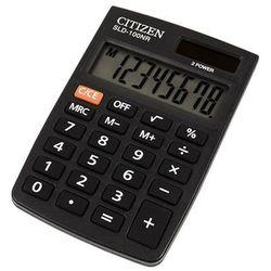 Citizen Kalkulator kieszonkowy sld-100nr czarny