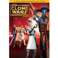 Film GALAPAGOS Gwiezdne Wojny: Wojny Klonów (Sezon 1 cz.4) Star Wars: The Clone Wars, towar z kategorii: Film