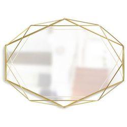 UMBRA - Lustro, złote, Prisma