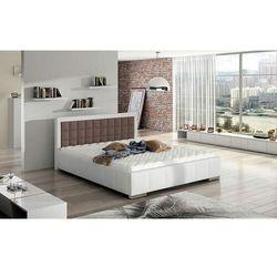 Łóżko tapicerowane 81270 marki M&k foam koło