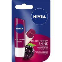 NIVEA Pielęgnacyjna pomadka ochronna, Blackberry Shine