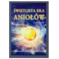 Świetlista siła Aniołów - karty + książka, oprawa twarda
