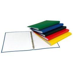 Segregator konferencyjny File, 4 ringi, grzbiet 20 mm, czarny - Rabaty - Autoryzowana dystrybucja - Szybka dos