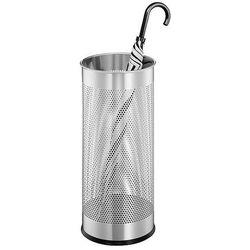 Stojak na parasole Durable metalowy, srebrny 3350-23