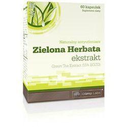 Olimp Zielona Herbata 60 kaps. - produkt z kategorii- Redukcja tkanki tłuszczowej