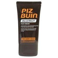 PIZ BUIN Allergy SPF50 preparat samoopalający do twarzy 40 ml dla kobiet (3574660540499)