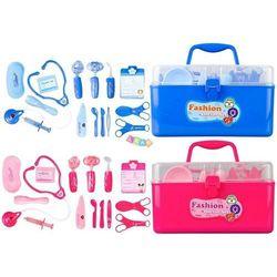 Zestaw lekarski w skrzyni fashion doctor kuferek - produkt z kategorii- skrzynki i walizki narzędziowe