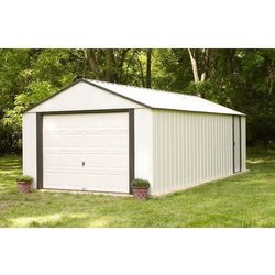 Garaż blaszany Vinyl Murryhill 3,7 x 5,2 m Arrow (0026862101235)