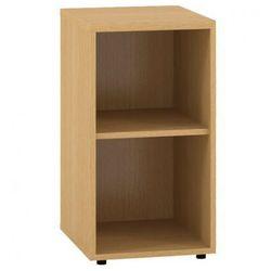 Szafa dostawna Classic bez drzwi, 400 x 450 x 735 mm, czereśnia