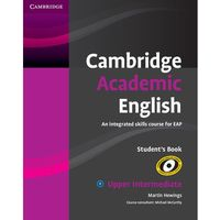 Cambridge Academic English B2 Upper Intermediate, Student's Book (podręcznik), Cambridge University Press