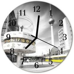 Zegar ścienny okrągły Berlin