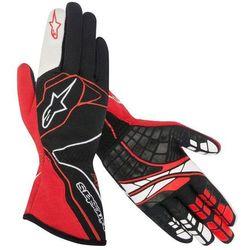 Rękawice Alpinestars Tech 1-Z - Czarno / Czerwony \ S, kup u jednego z partnerów