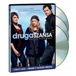 Film GALAPAGOS Druga Szansa Sezon 1 (3 DVD) Life Unexpected (7321909301849)