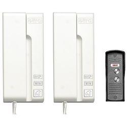 Domofon EURA ADP-33A3 Duo Bianco (5905548274324)