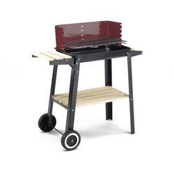 Grill ogrodowy LANDMANN prostokątny na wózku 0566A - produkt z kategorii- Grille