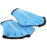 Rękawice pływackie  aqua gloves s marki Speedo