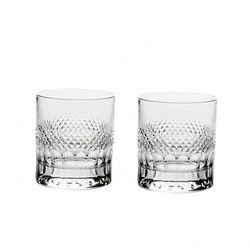 Royal Scot Crystal Diamonds Szklanki do Whisky 2szt., DIAM2LT